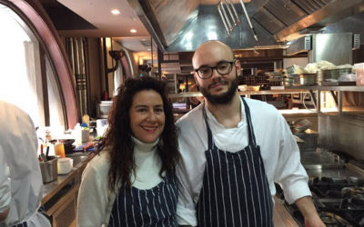 Restaurante Hispania (Londres)